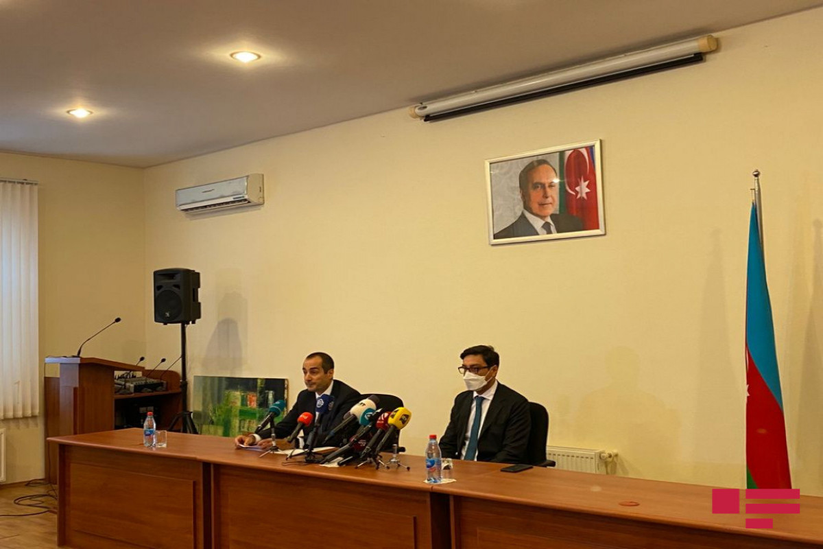 Министр молодежи и спорта Фарид Гайыбов представлен коллективу