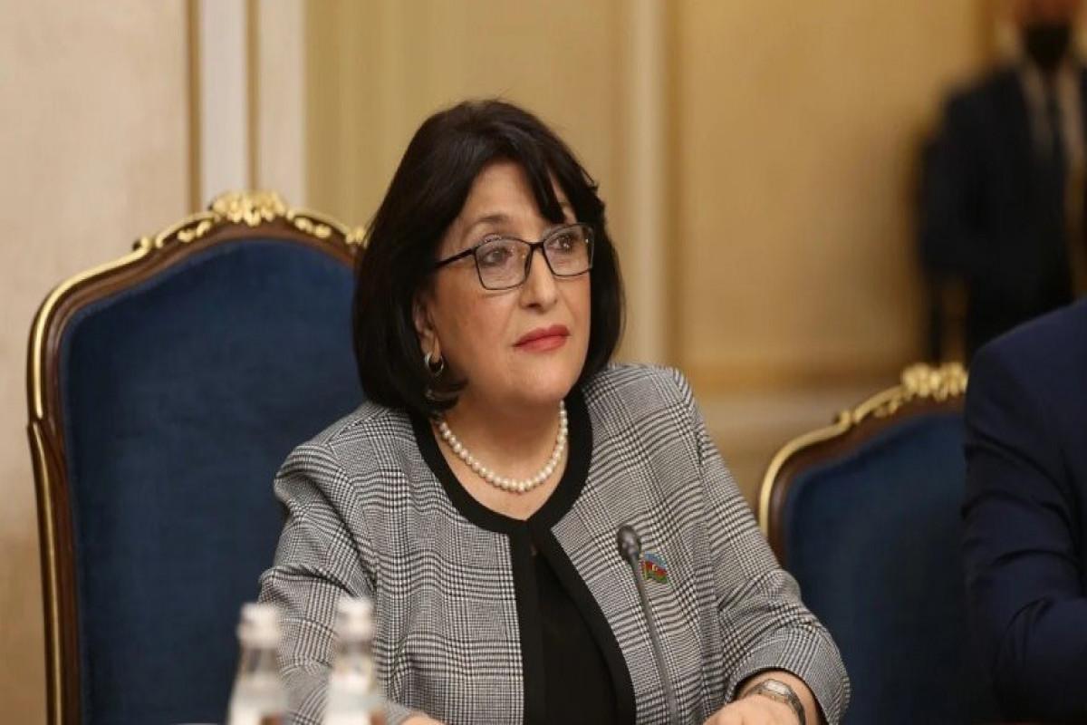 Сахиба Гафарова
