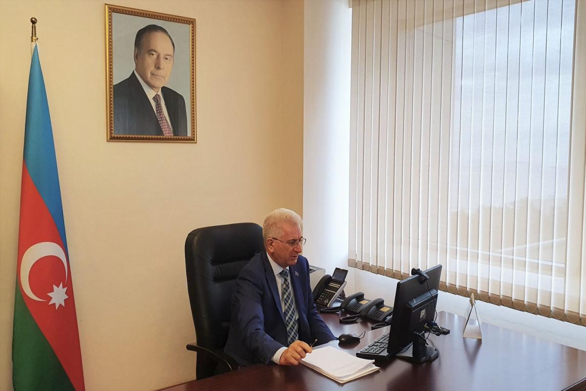 Deputat Bəxtiyar Əliyev