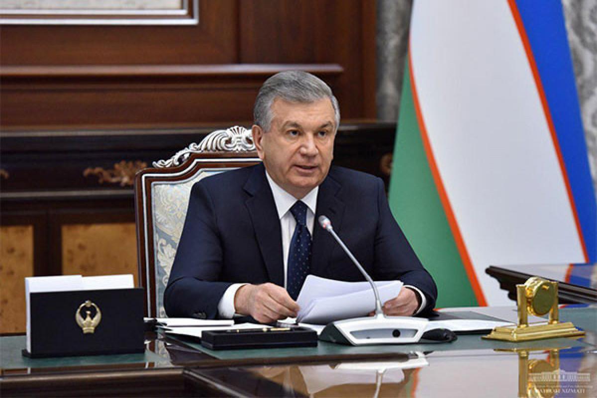 Şövkət Mirzioyev
