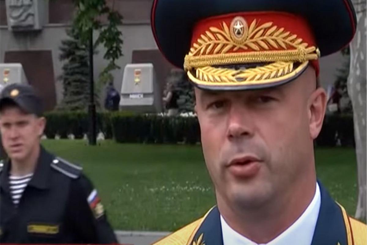 Михаил Кособоков назначен командующим российскими миротворцами в Карабахе