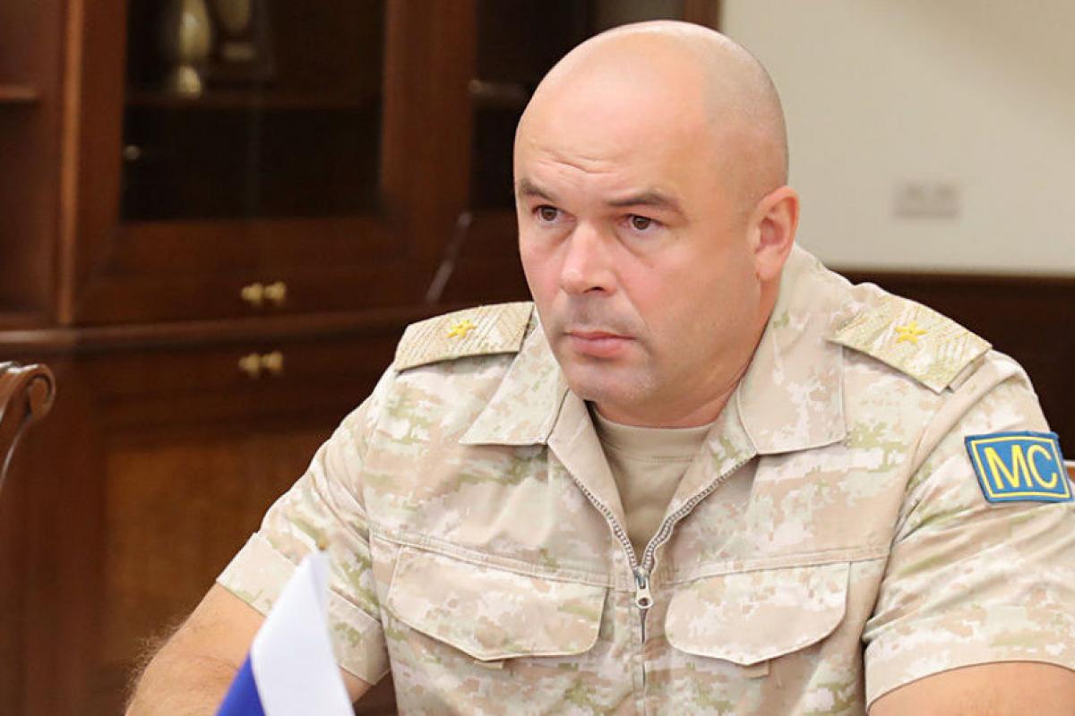 Major General Mikhail Kosobokov