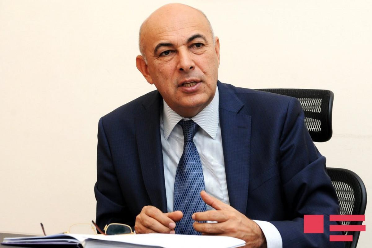 Head of DepartmentforRelationswithPolitical PartiesandLegislative Authority of Presidential Administration Adalat Valiyev