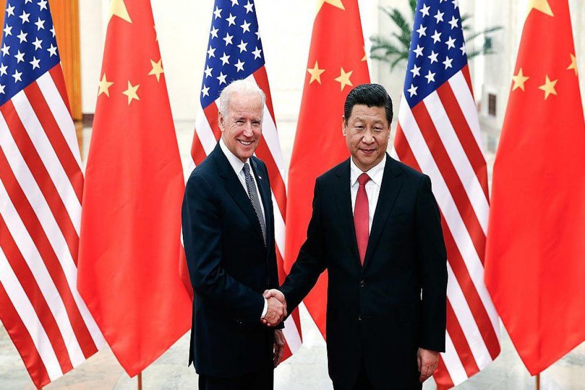 US President Joe Biden and Chinese President Xi Jinping