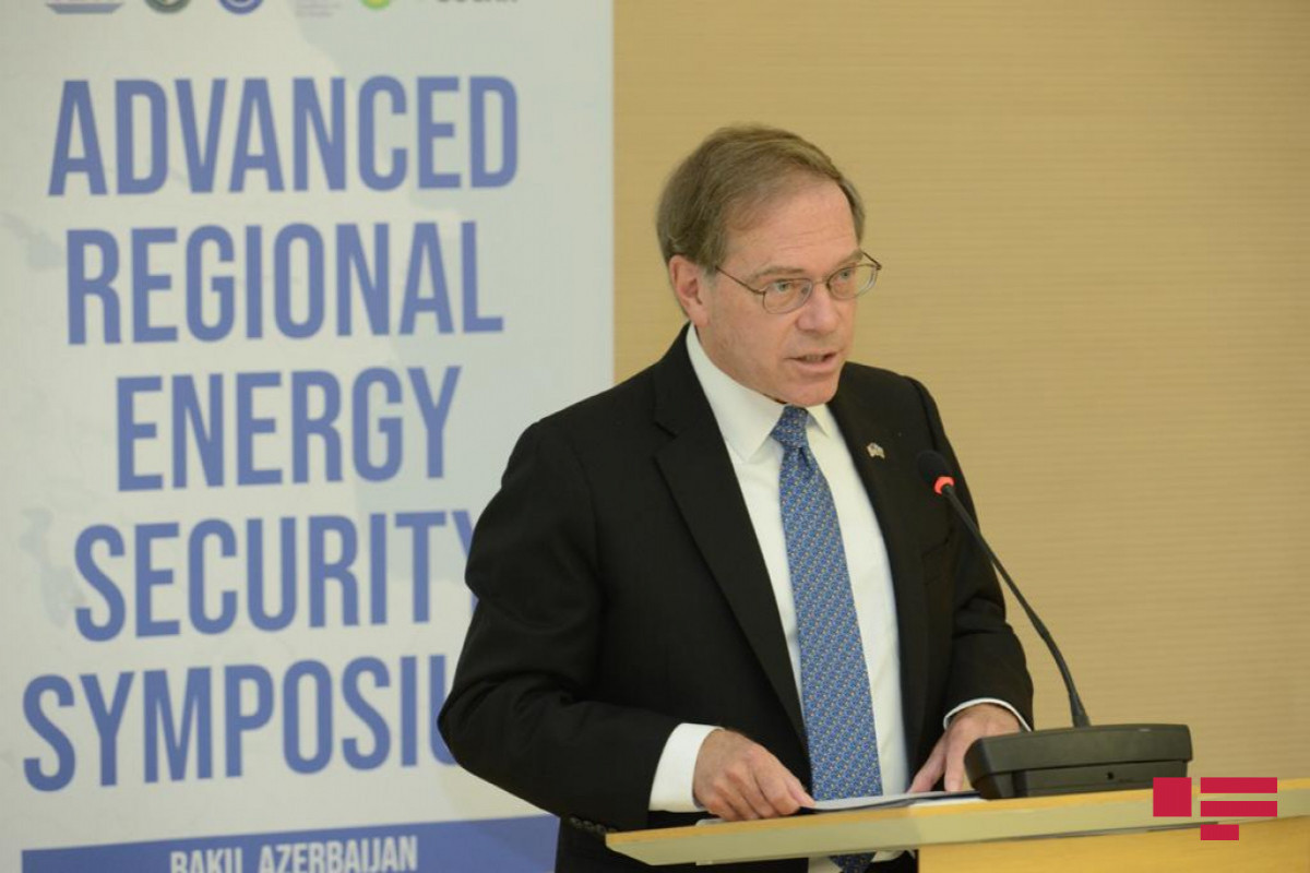 US Ambassador to Azerbaijan Lee Litzenberger