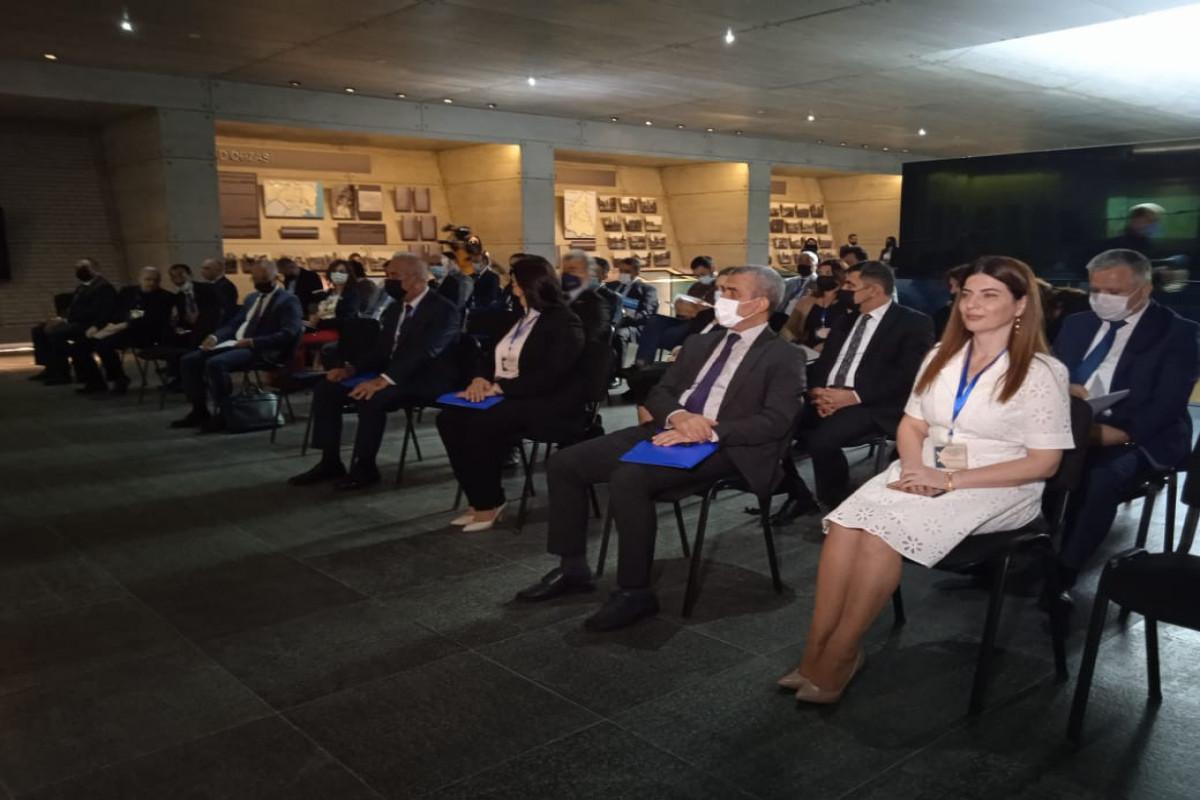 Qubada soyqırımı mövzusunda beynəlxalq simpozium keçirilir