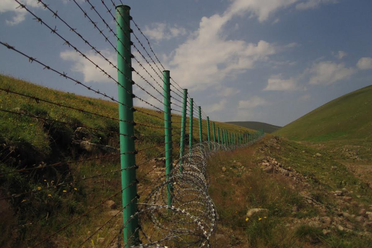Border violators were shot in Azerbaijan-Iran border, one was injured and two escaped