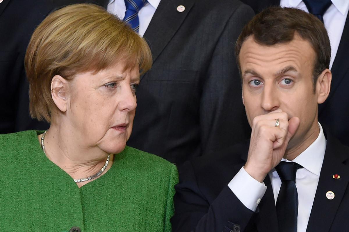 Makron və Merkel Əfqanıstanı müzakirə edəcək