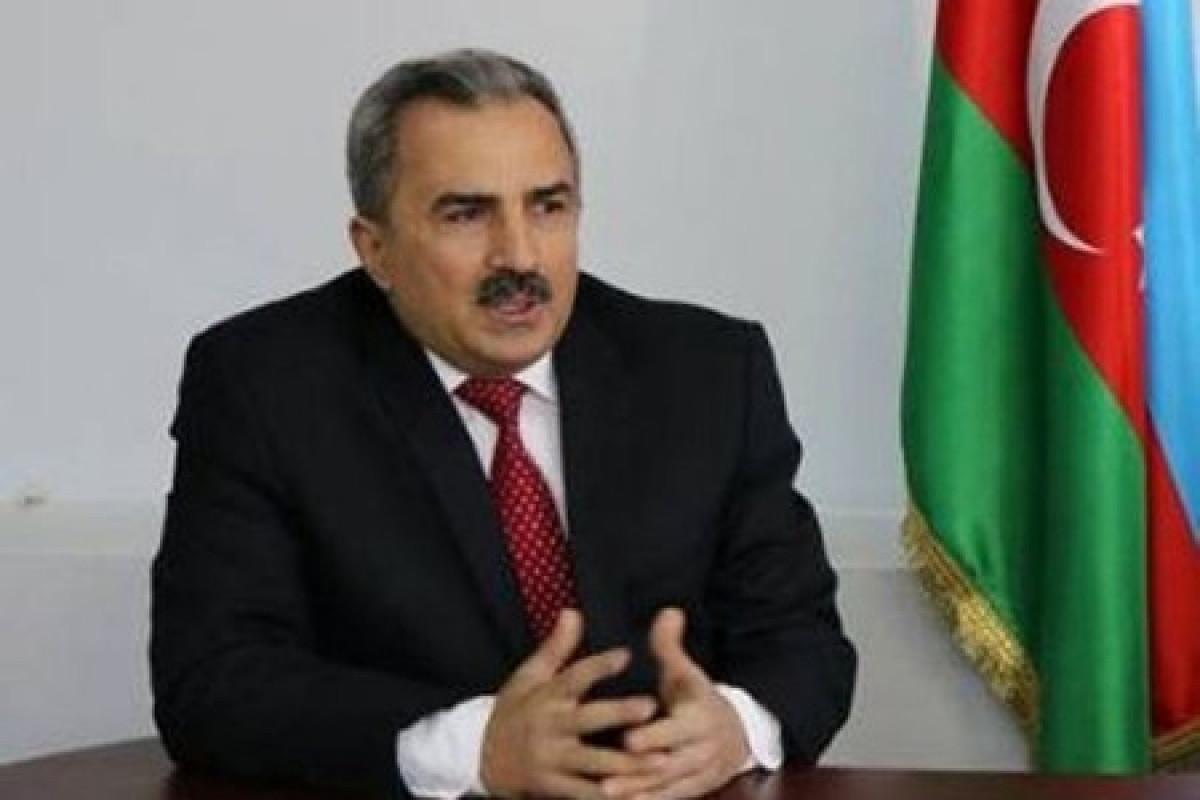 Алгыш Гасаноглу вновь назначен главным редактором газеты «Ени Азербайджан»
