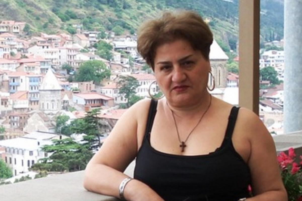 """COVID-19-a yoluxan şair-tərcüməçi Anna Bartkulaşvili """"Yeni Klinika""""ya yerləşdirilib"""