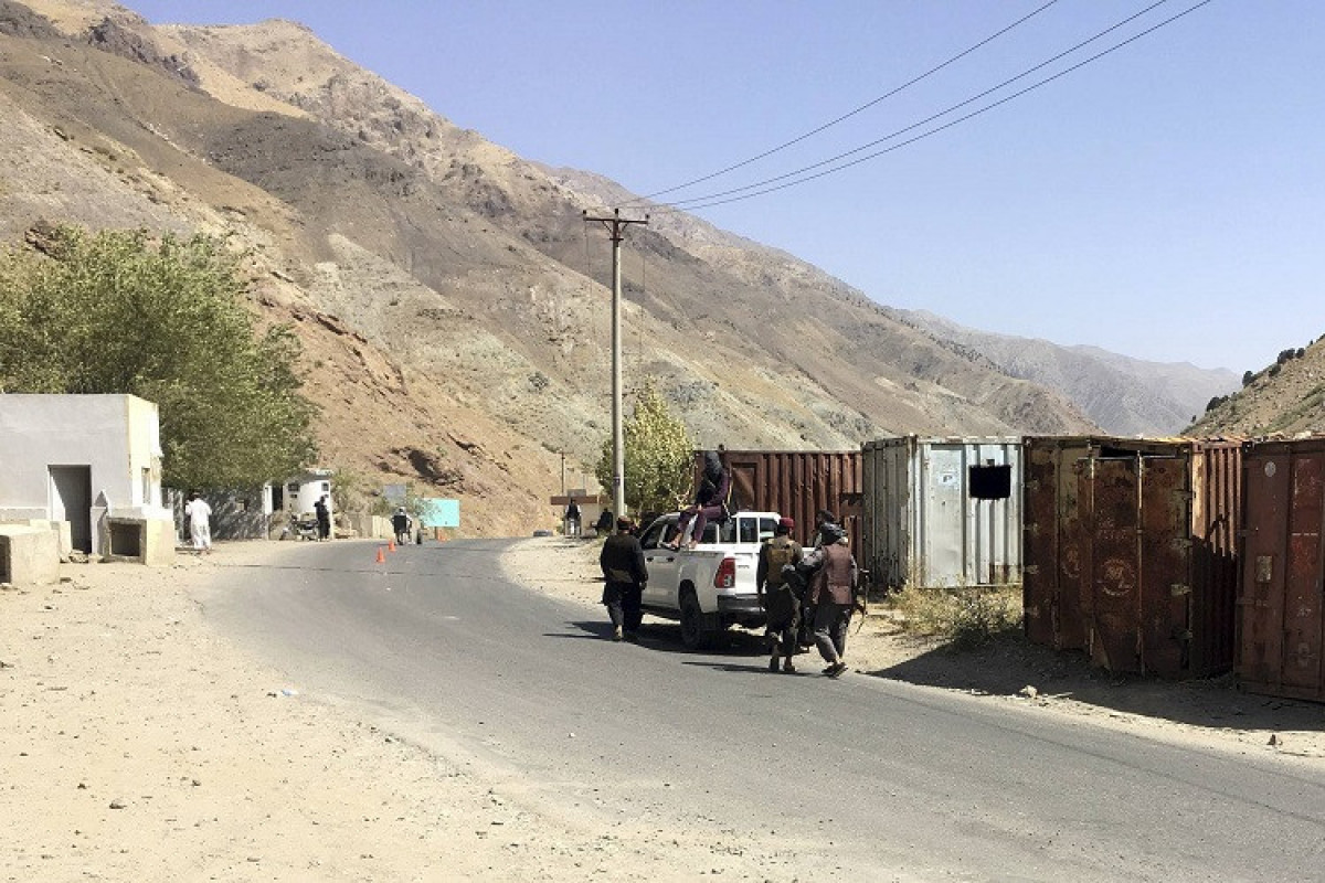 """KİV: Pəncşirdə müqavimət qüvvələri 3 rayonu """"Taliban""""dan geri alıb"""