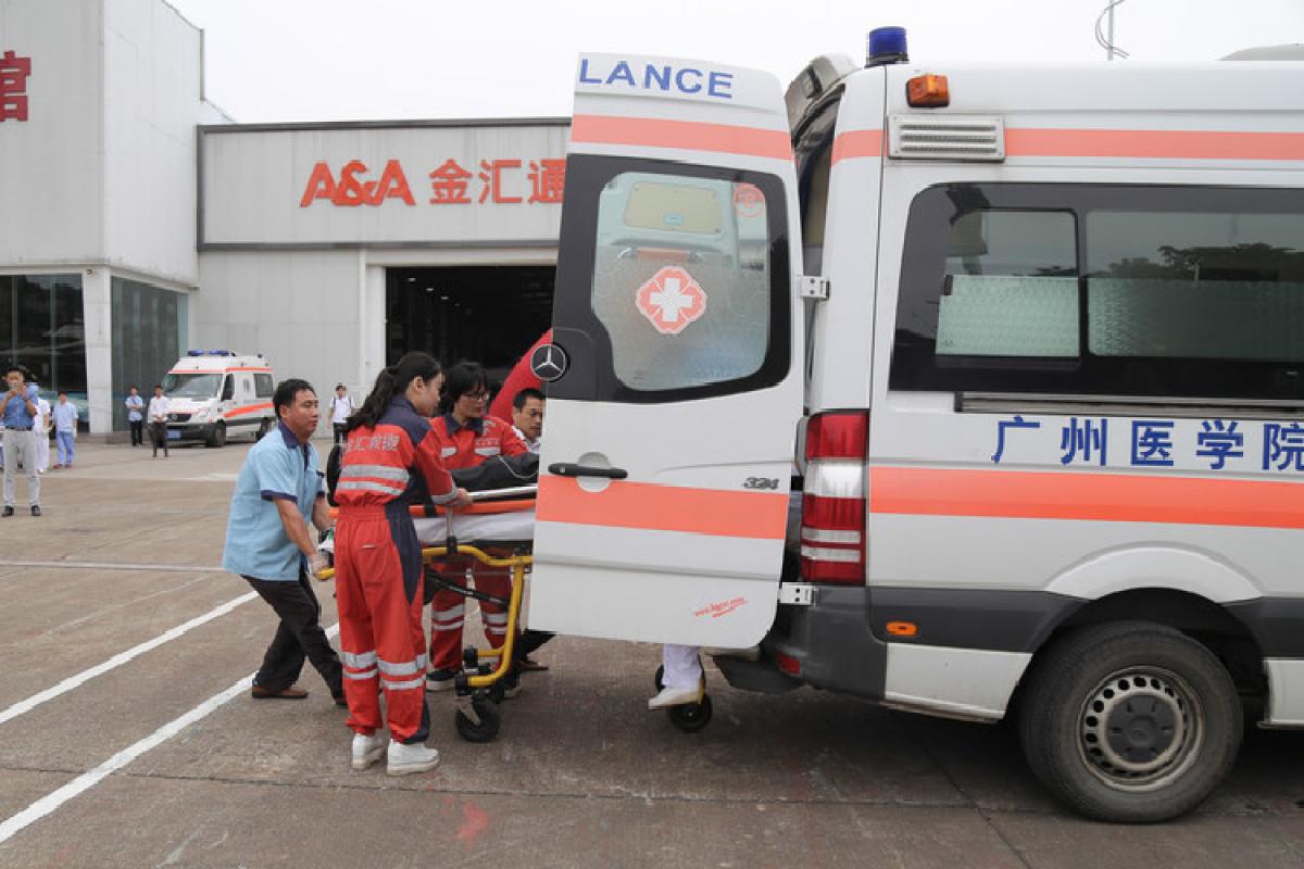 Çində partlayış nəticəsində 8 nəfər ölüb