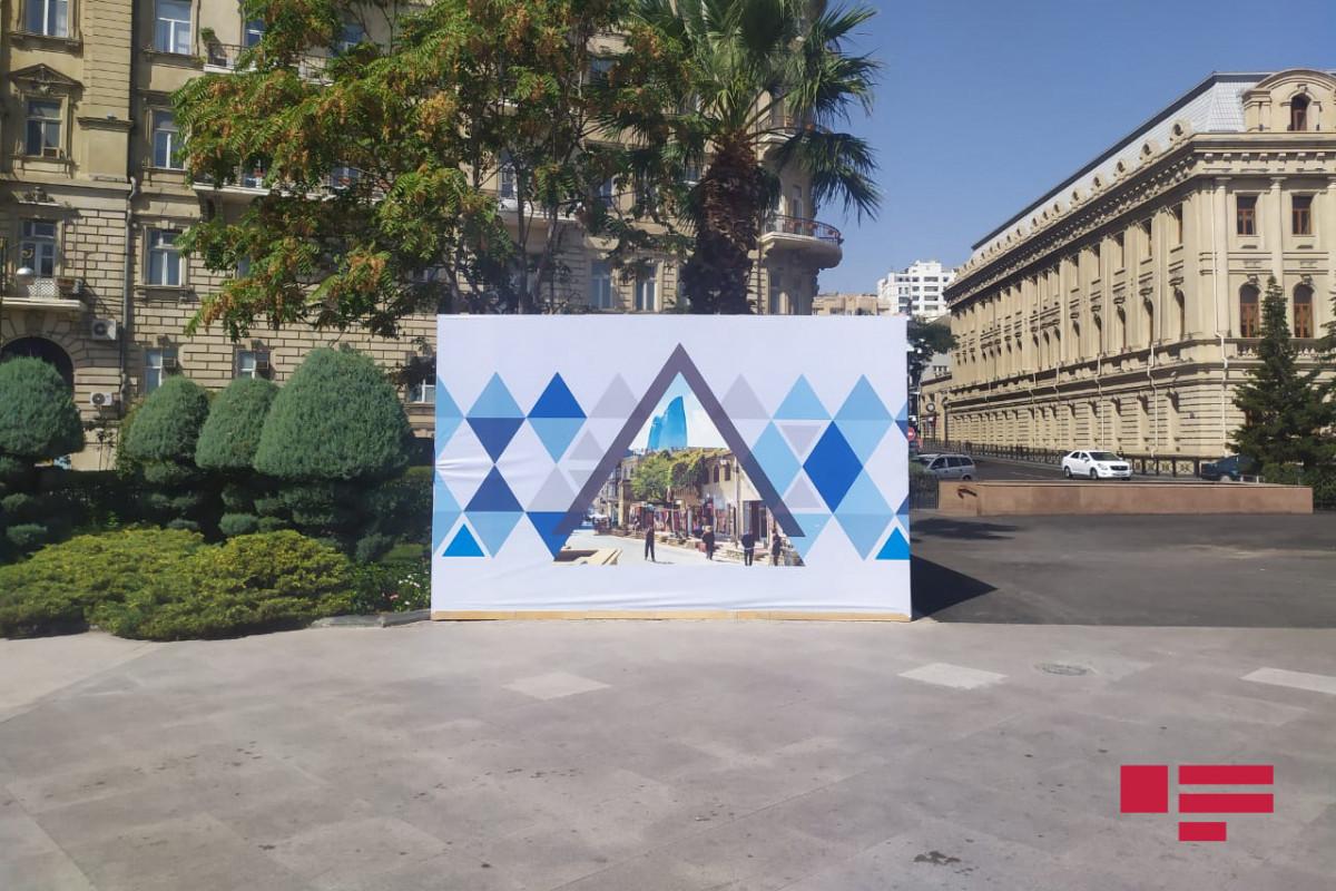 Установлен памятник Гаджи Зейналабдину Тагиеву