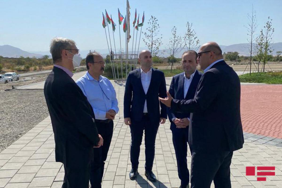 Джахит Багчи: Турция готова оказать всяческую поддержку в восстановлении и развитии Карабаха