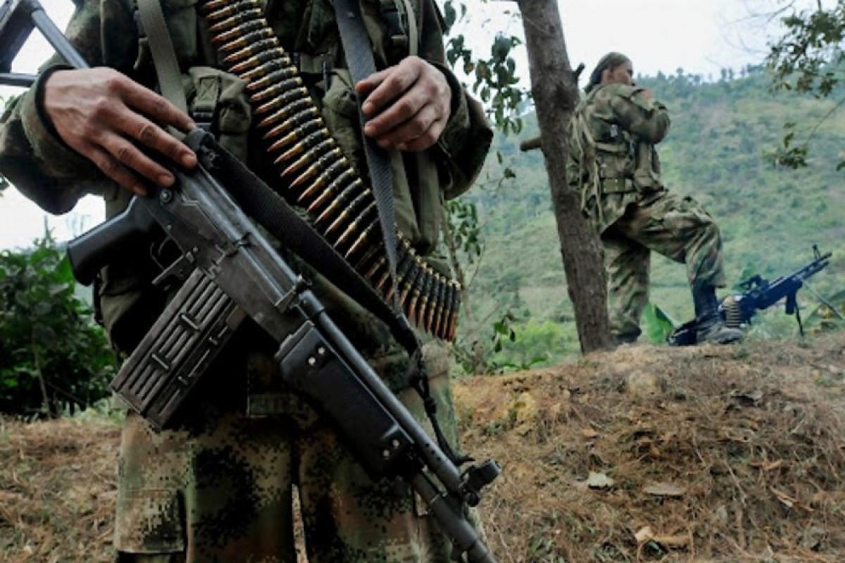 Üsyançıların hücumu nəticəsində Kolumbiyanın 5 hərbçisi ölüb, 6-sı yaralanıb