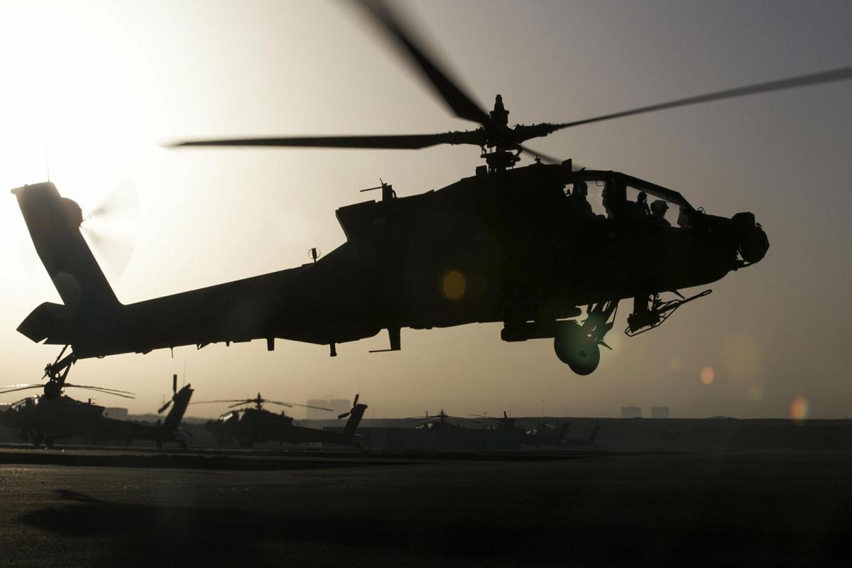 ABŞ koalisiyası İraqda silahlı qüvvələrə hücum olduğunu təsdiqləyib