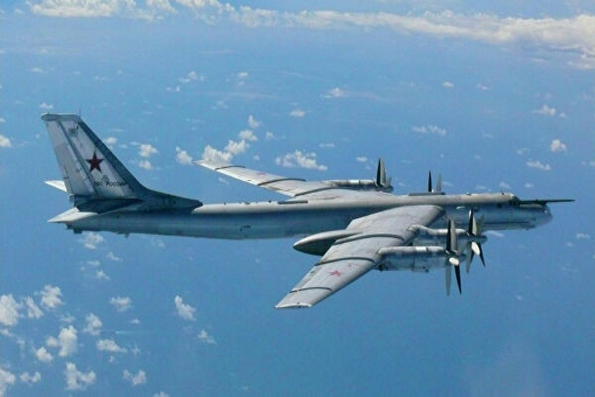 Минобороны Японииобвинилороссийский самолет в нарушении воздушного пространства