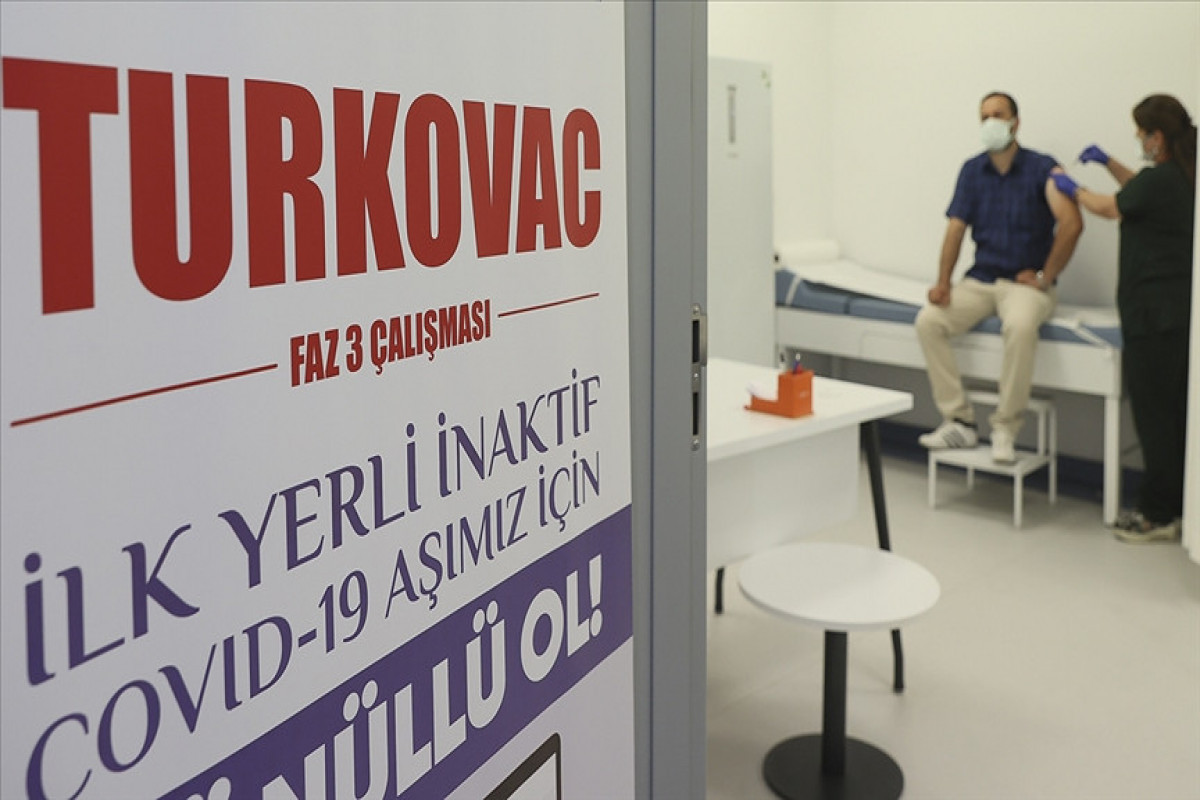Третий этап вакцинации «TURKOVAK» будет проведен и в Азербайджане