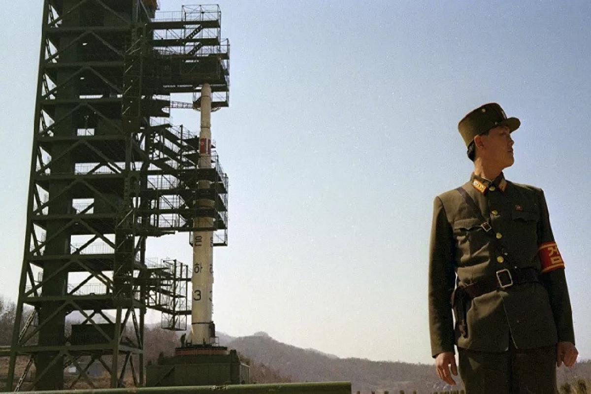 KXDR yeni uzunmənzilli raketini sınaqdan keçirib