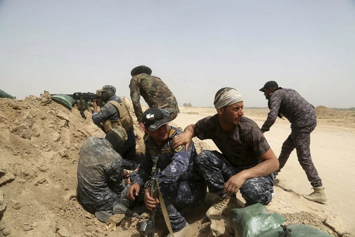 В результате атаки боевиков ИГ погибли четверо иракских военнослужащих