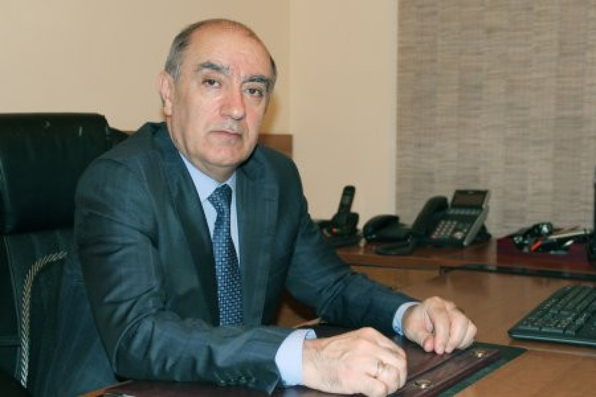 Alim Suleymanov, Chief of Staff of the State Committee for Work with Religious Organizations