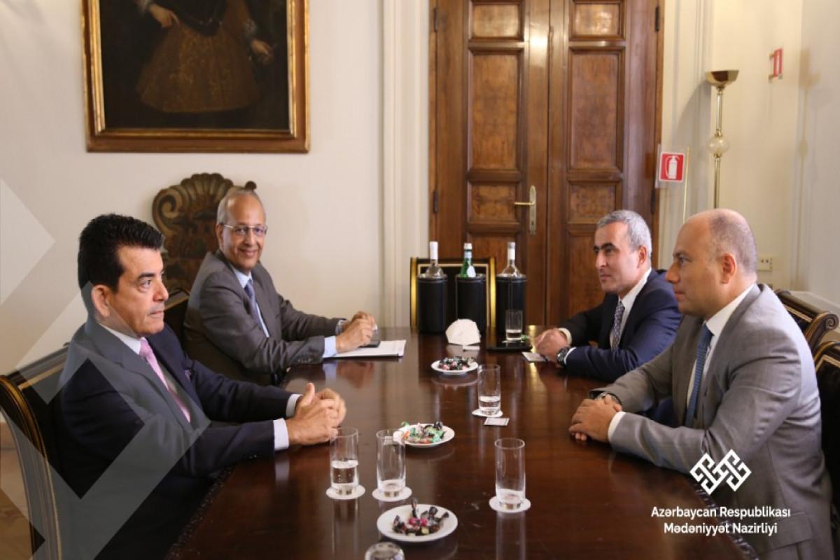Azərbaycanda İCESCO-nun regional ofisinin açılması ilə bağlı işlərə başlanılıb