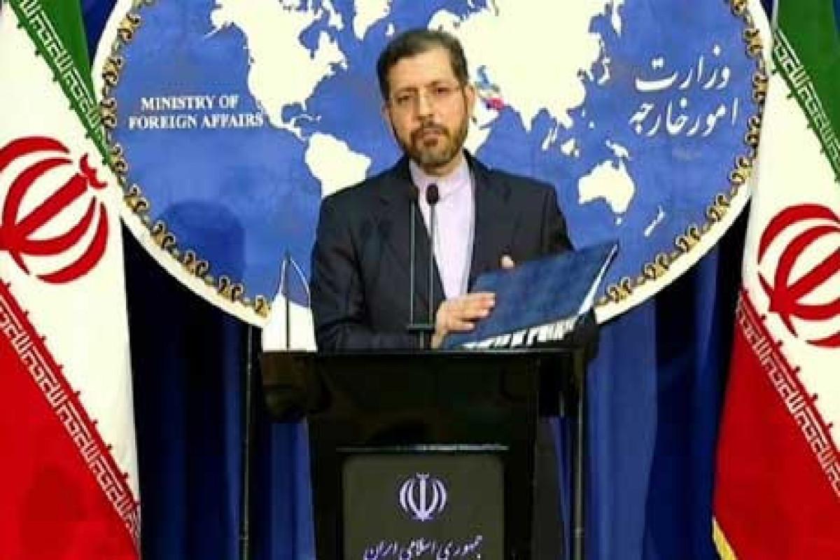Spokesman for Iran