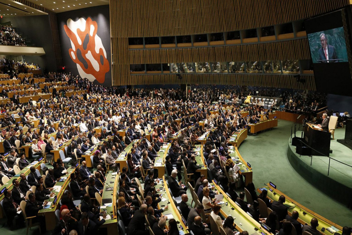 76th Session of United Nations General Assembly to open today