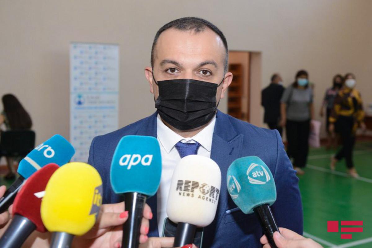 Советник министра образования Рустам Агаев