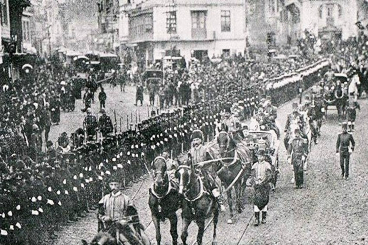 103 years pass since liberation of Baku from bolshevik-dashnak occupation