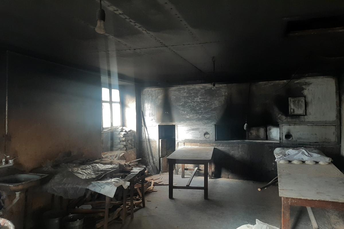 Tovuzda çörək istehsalı müəssisəsində nöqsanlar aşkarlanıb - FOTO