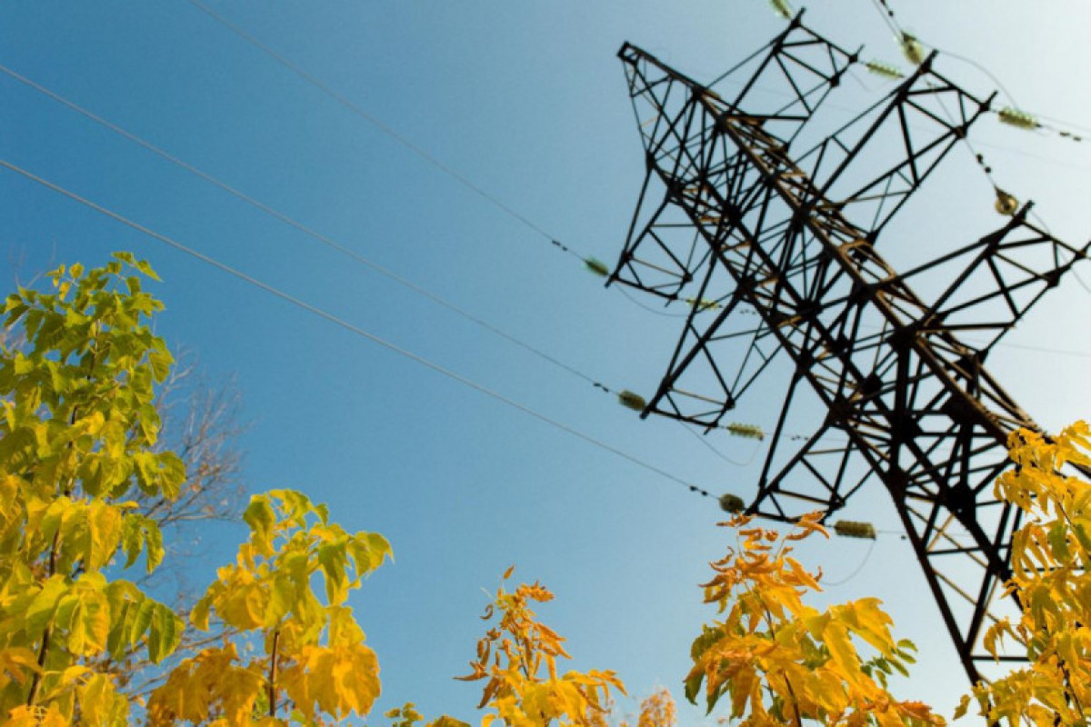 Азербайджан увеличил производство электроэнергии на 7%