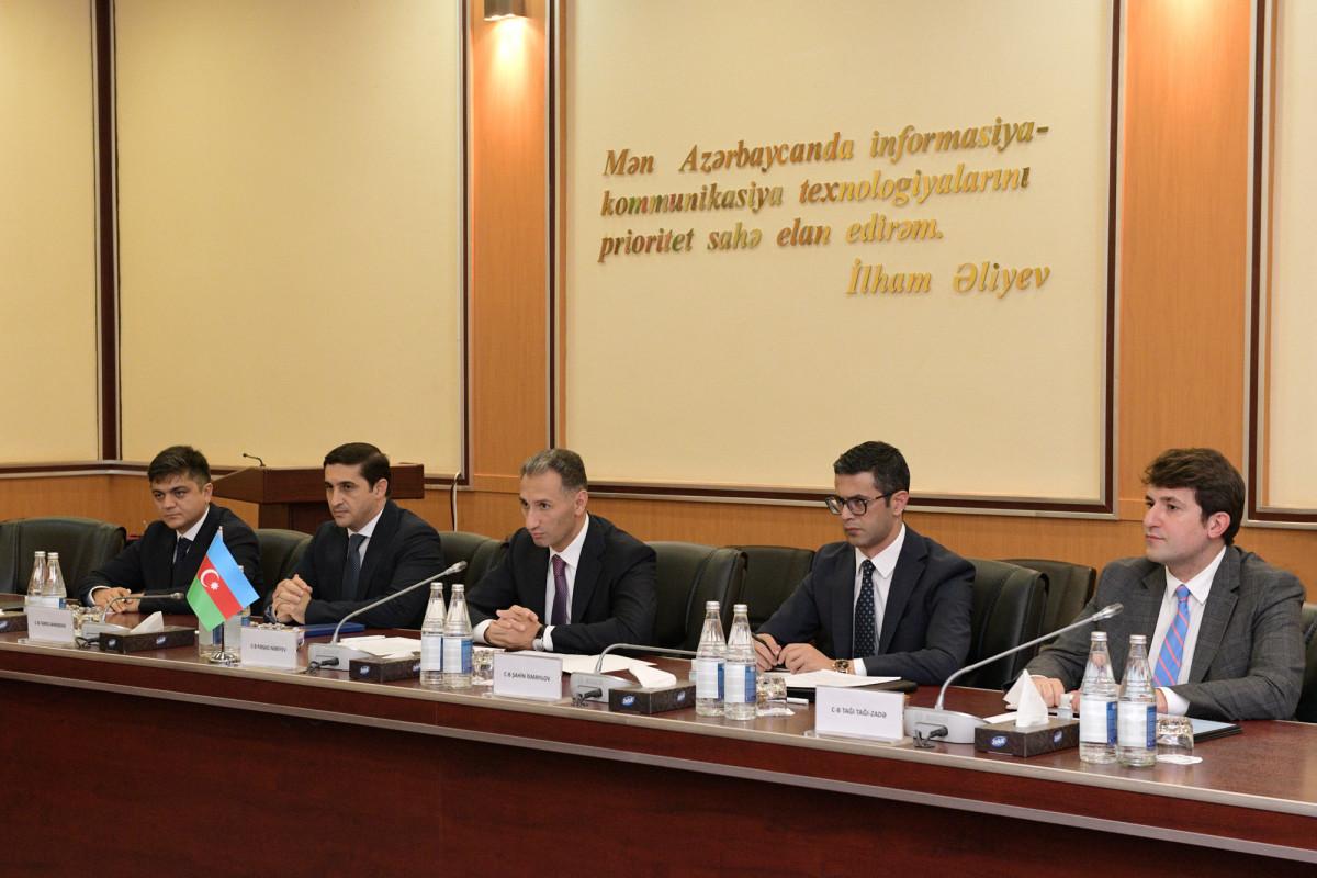 Подписана Дорожная карта азербайджано-турецкой рабочей группы по цифровой трансформации
