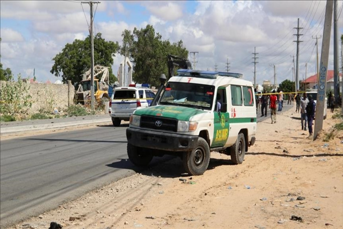 Suicide attack kills at least 10 in Somali capital: Police