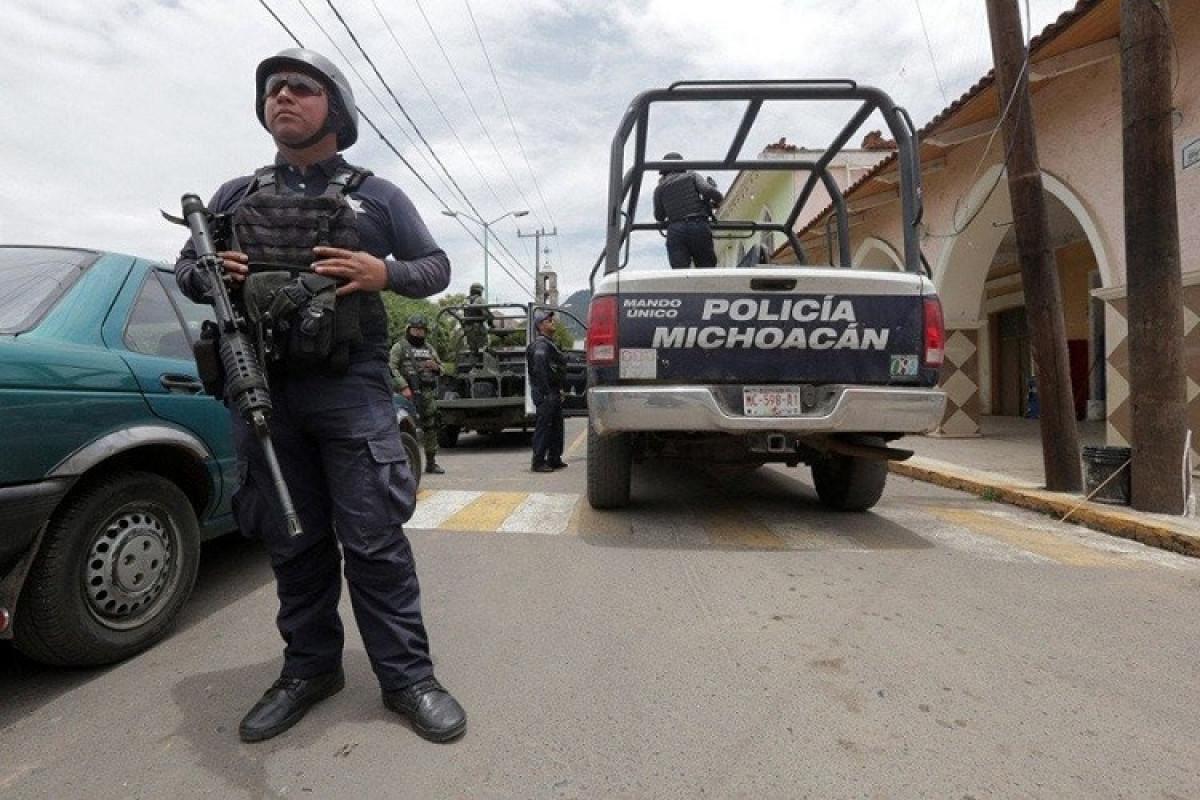 Meksikada naməlum silahlılar hoteldən 20 əcnəbini qaçırıblar
