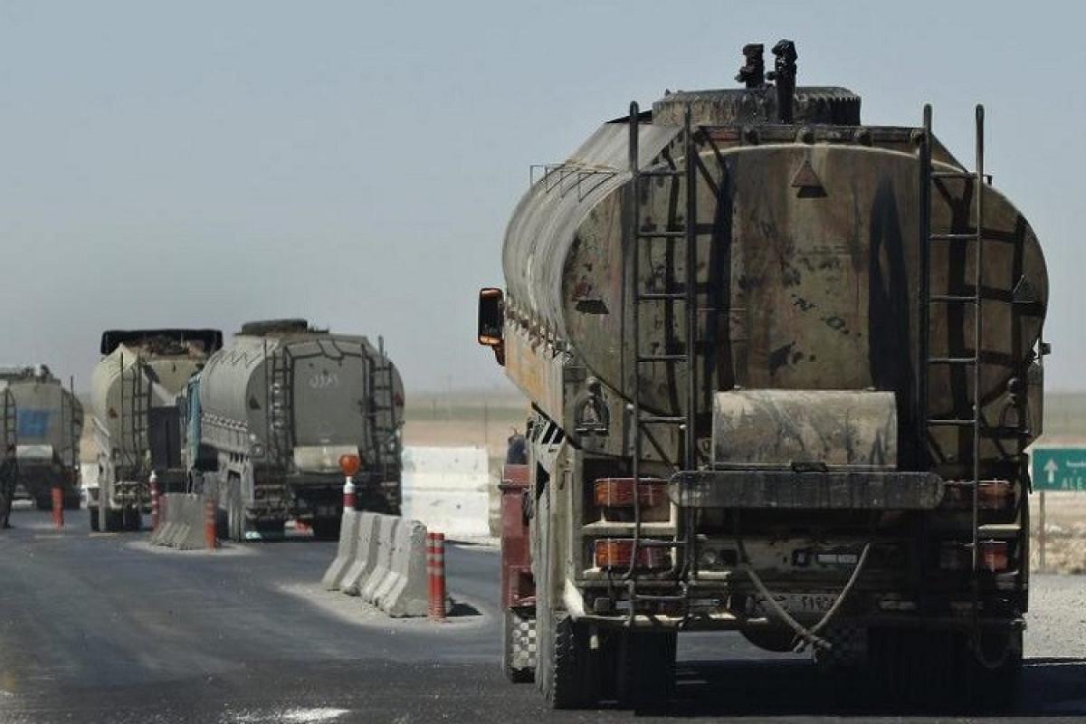 ABŞ hərbçiləri azı 70 çən Suriya neftini İraqa daşıyıb