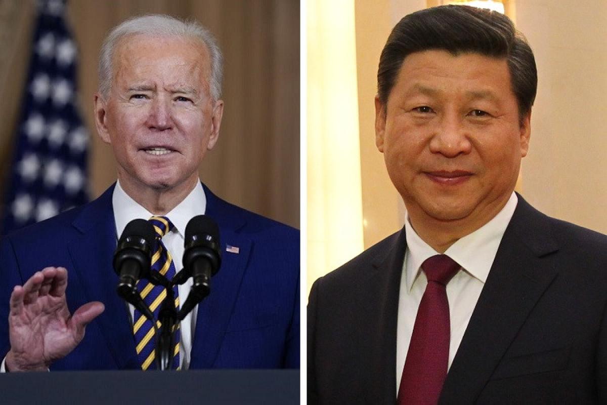 Çin lideri Baydenin görüş təklifini rədd edib