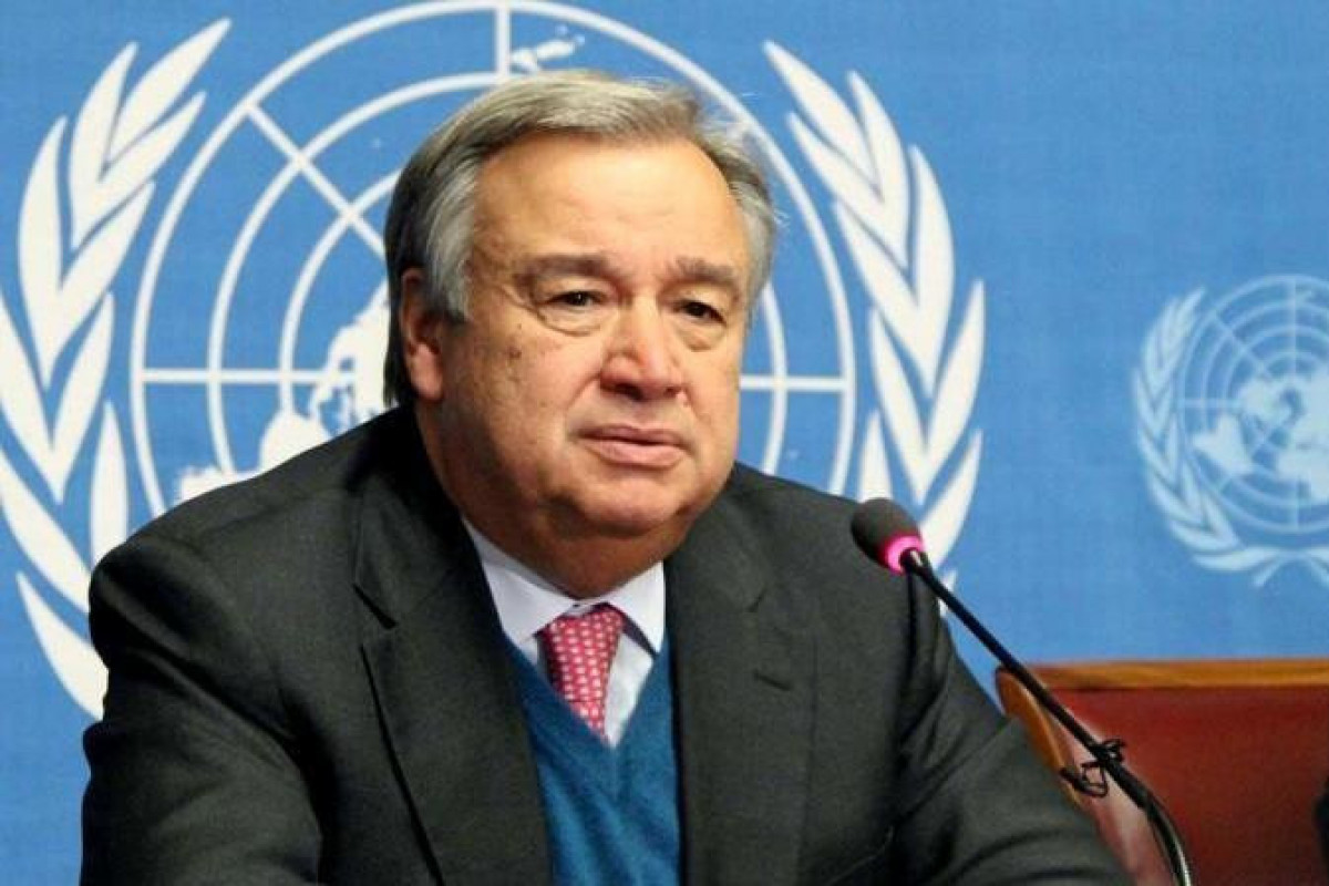 UN Secretary-General urges to stop conflicts, focus on anti-coronavirus efforts