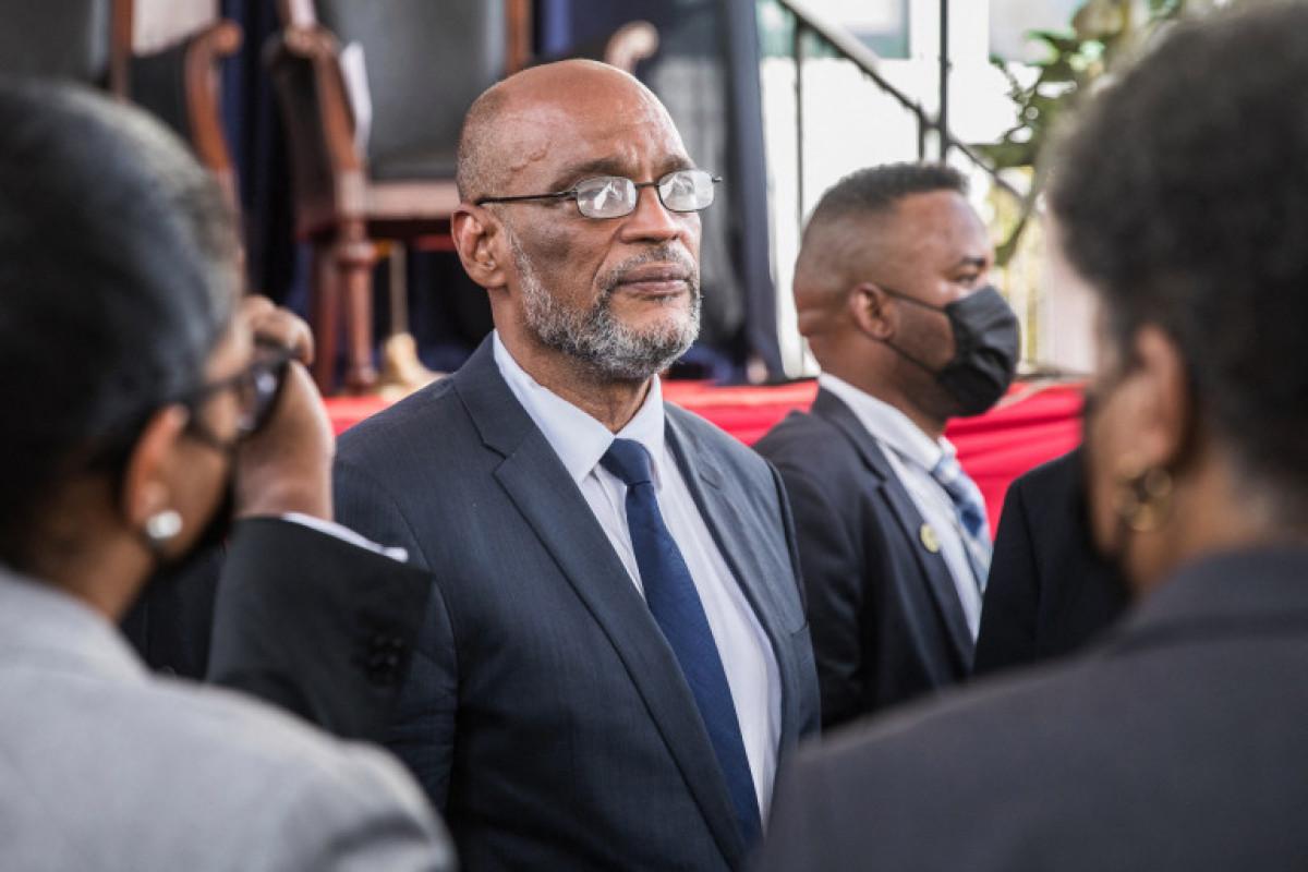 Haitinin baş naziri prezidentin qətlində ittiham olunub