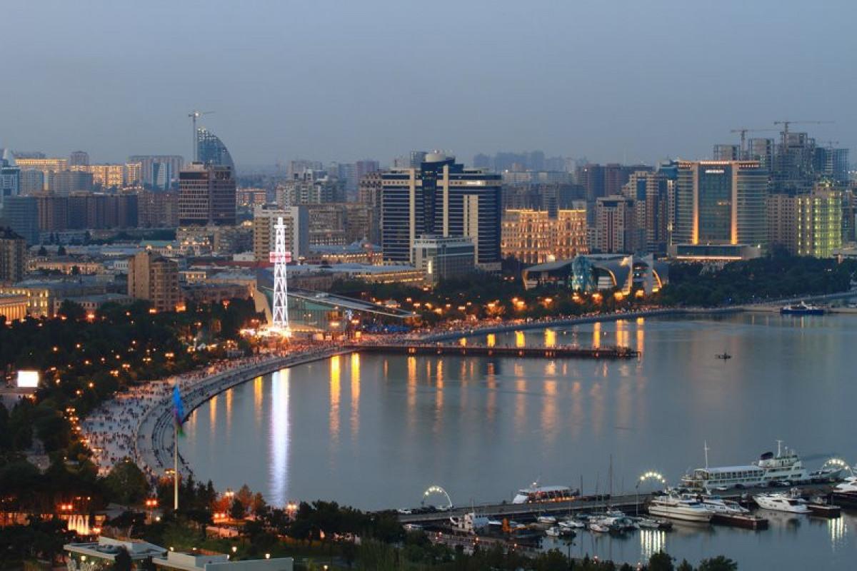"""В Баку в прошлом месяце были капитально отремонтированы 14 улиц-<span class=""""red_color"""">ВИДЕО"""