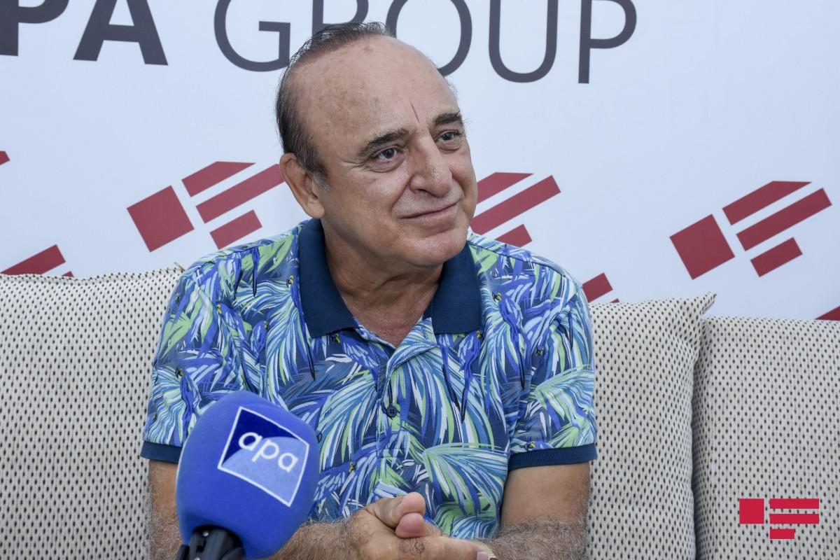 Farewell ceremony for Azerbaijan's Honored Artist Yagub Zurufchu being held