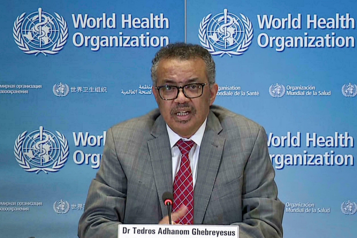 WHO director general condemns lack of vaccine distribution to Africa and calls for stronger medical manufacturing capacity across the continent
