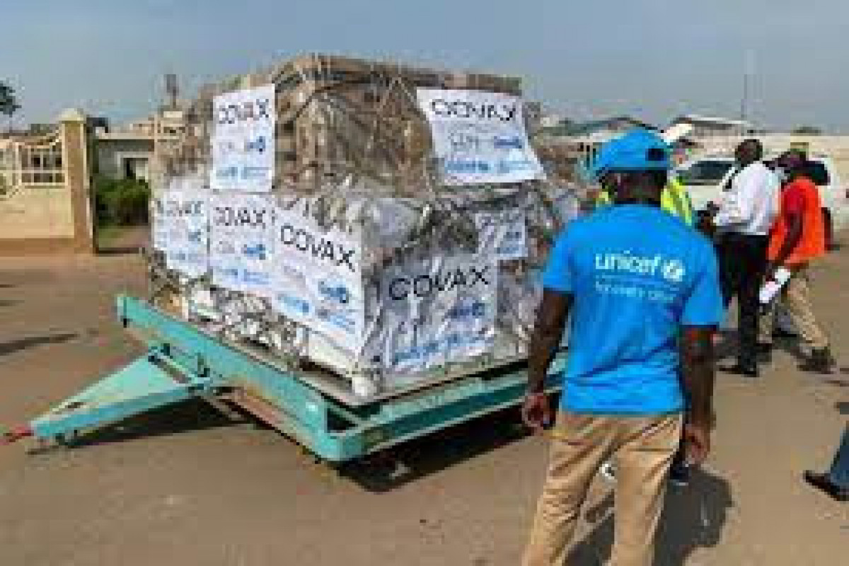 South Sudan receives over 150,000 COVID-19 vaccine doses through COVAX