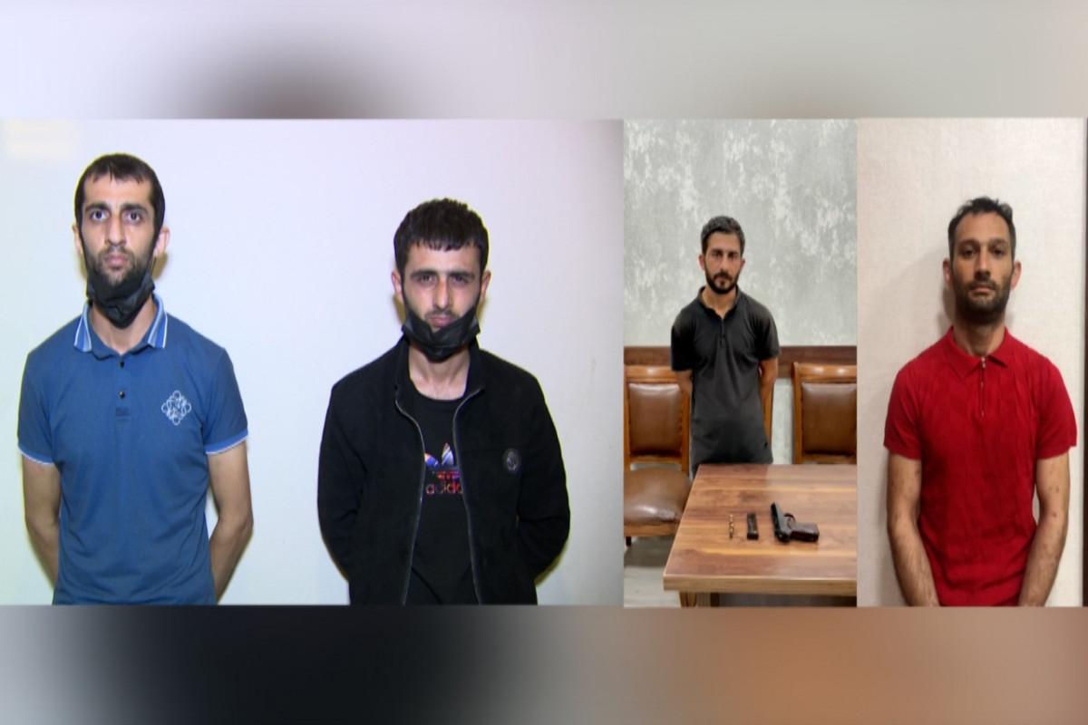 Bakıda taksi sürücülərinə qarşı dələduzluq edən qardaşlar tutulub - VİDEO