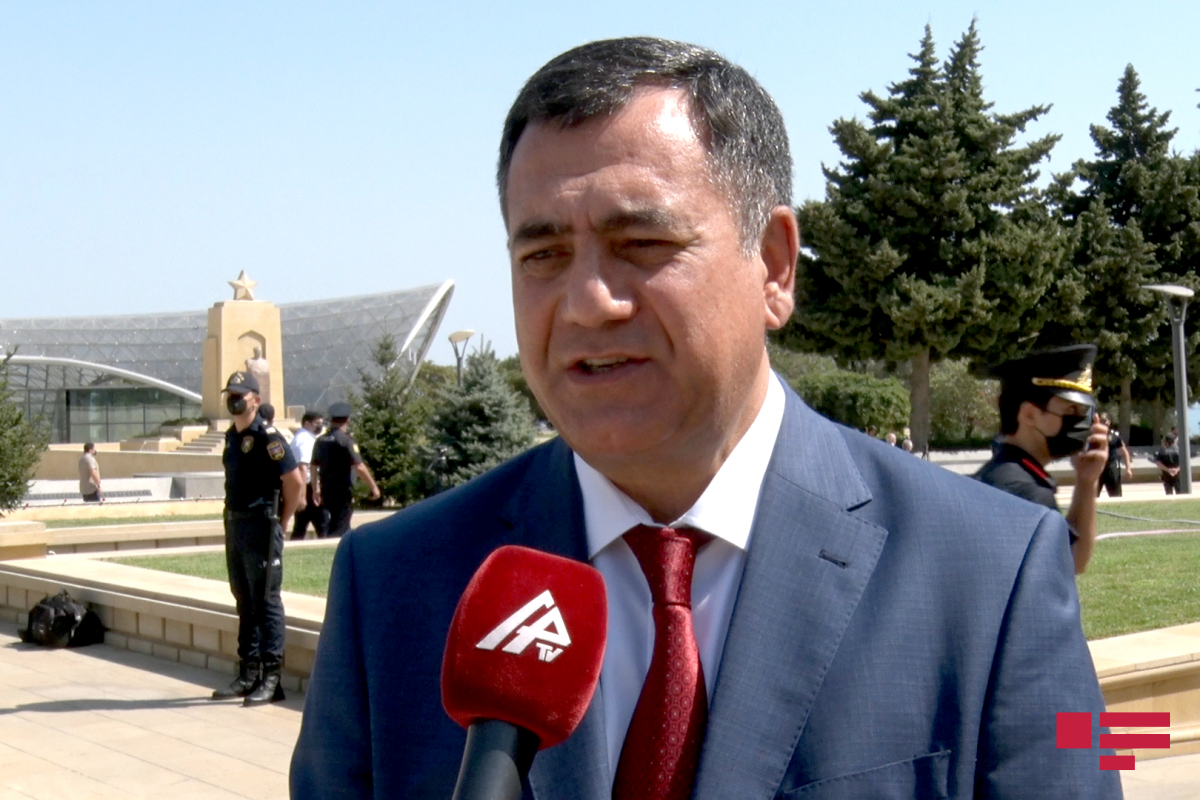 """Qüdrət Həsənquliyev: """"Azərbaycan-Türkiyə dostluğu dünya üçün lazımdır"""""""