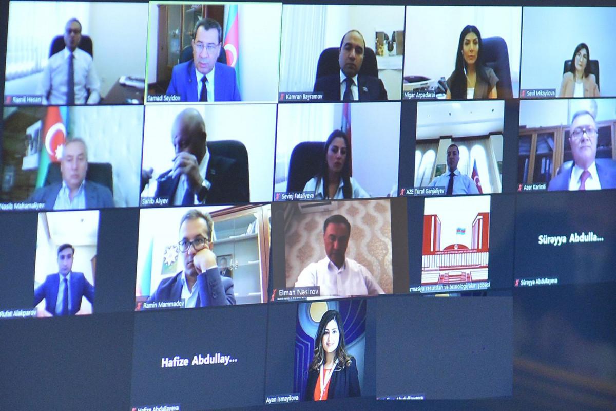 Меморандум об обучении спецназов Азербайджана и Турции рекомендован к пленарному заседанию ММ