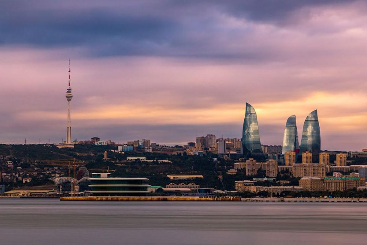 BBC World News TV channel prepares video reportage about Azerbaijan