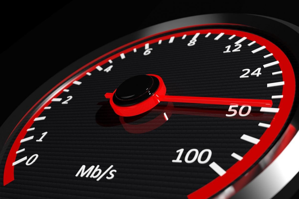 Azərbaycan internetin sürətinə görə dünyada 167-ci yerdədir