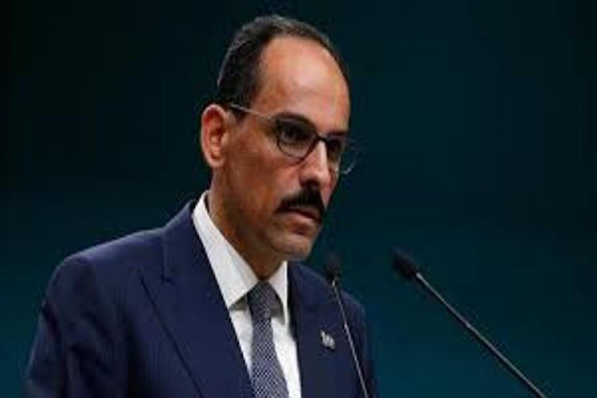Пресс-секретарь Президента Турции: Тот же дух и та же воля спустя век освободили и Карабах