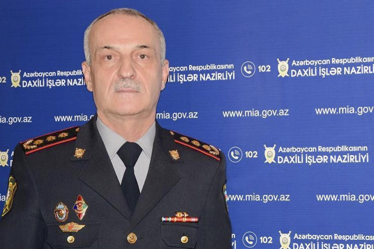 Azerbaijani police detains Iranian drivers who illegally entered country through Gorus-Gafan road, MIA says